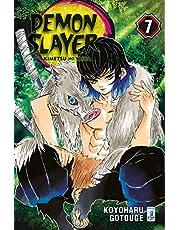 Demon slayer. Kimetsu no yaiba: 7