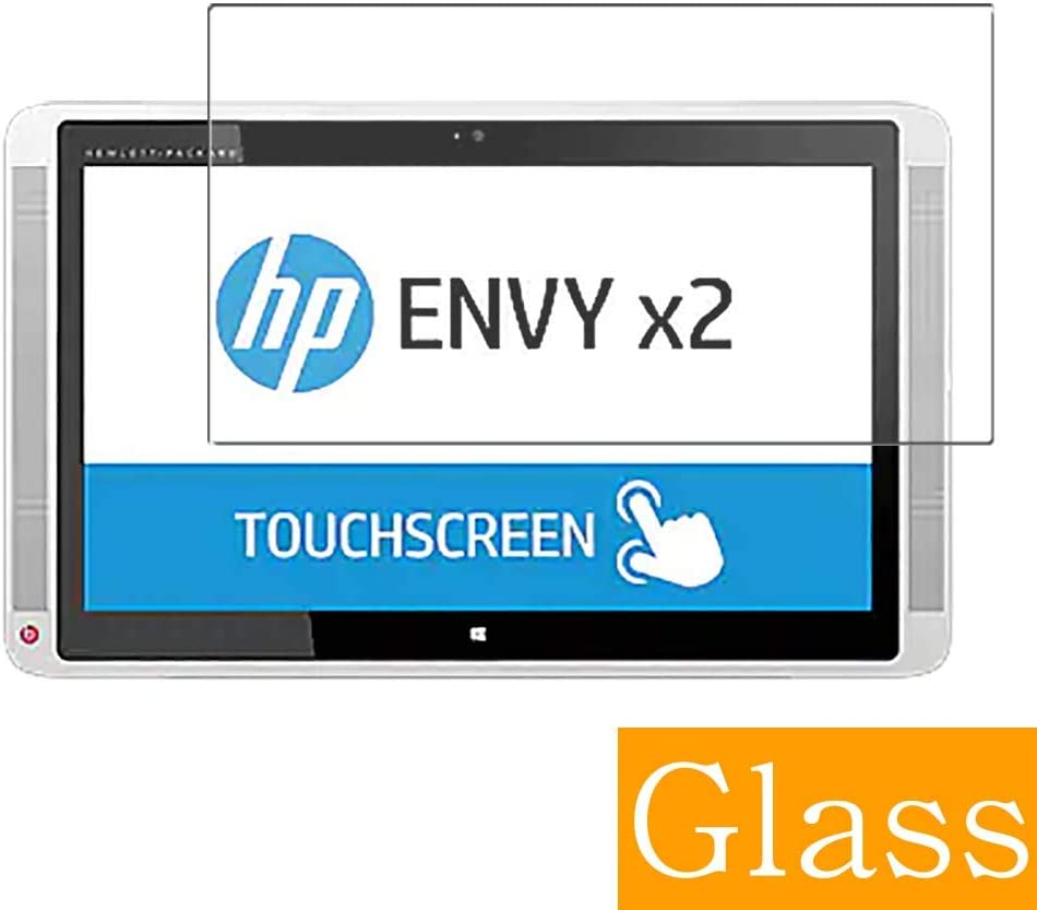 """Synvy Tempered Glass Screen Protector for HP Envy x2 13-j000 / j002dx / j002tu / j012dx / j000na / j020ca / j001tu 13.3"""" Visible Area Protective Screen Film Protectors"""