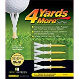 4 Yards More Golf Tee - 2 3/4
