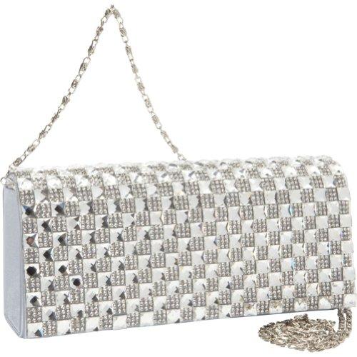 j-furmani-stone-flap-clutch-silver
