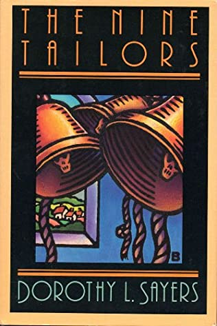 book cover of The Nine Tailors