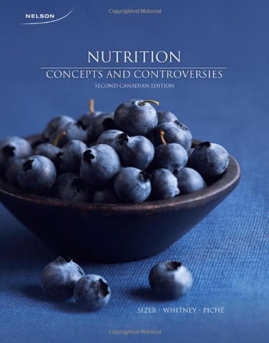 Nutrition Concepts and Controversies by Brooks