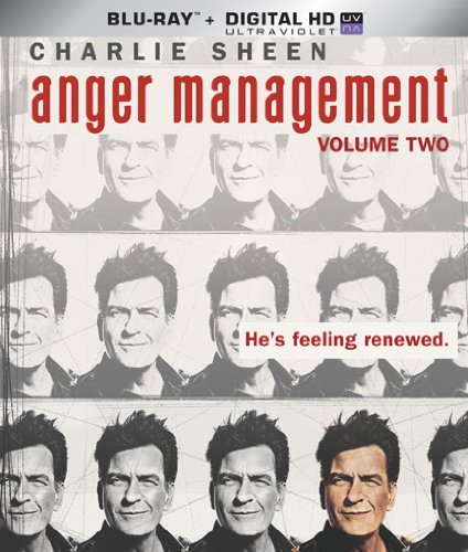 Anger Management: Volume 2 [Blu-ray + Digital]