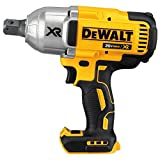 DEWALT DCF897B  20v MAX XR High Torque 1/2″ Impact Wrench w. Hog Ring Retention Pin Anvil (Tool Only) For Sale