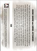 2013-14 ITG Enforcers #130 Eddie Shore/Lionel Hitchman TT