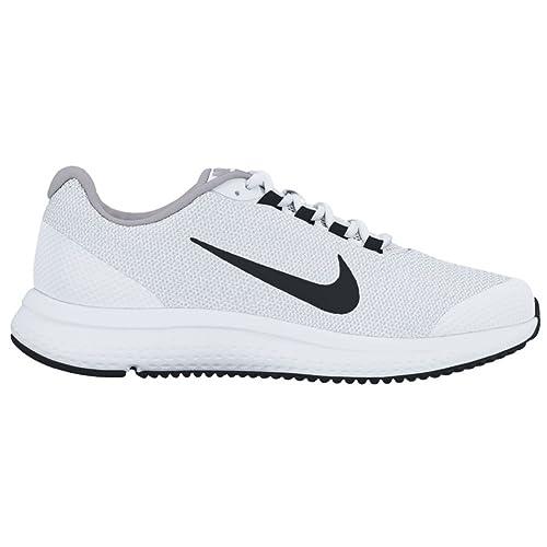 Nike Zapatillas de Gimnasia de Lona para Hombre Blanco