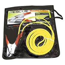 Quick Cable 602280 RESCUE 2 Gauge 20' 500 Amp Booster Cable