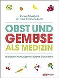 Buch: Obst und Gemüse als Medizin