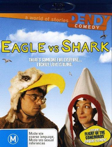 Eagle vs. Shark [Blu-ray]