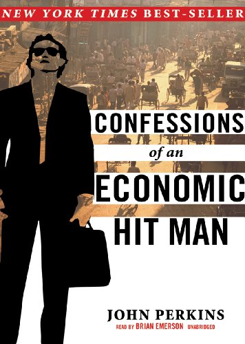 Confessions of an Economic Hit Man: Library Edition by Blackstone Audio Inc