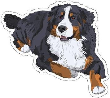 Australian Shepherd Dog Oval Vinyl Decal DieCut Sticker Bumper Laptop Car Puppy