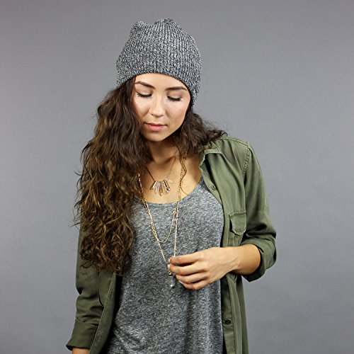 Slouchy Beanie for Men & Women by King & Fifth | Premium Quality and Stylish + Warm Winter Hat