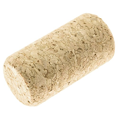 Wine Cork 100 New Wine Corks 9 Agglomerated Natural