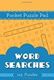 Pocket Puzzle Pad: Word Searches, , 1616267925