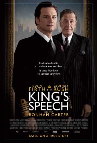 The King's Speech POSTER Movie (27 x 40 Inches - 69cm x 102cm) (2010) (UK Style B)