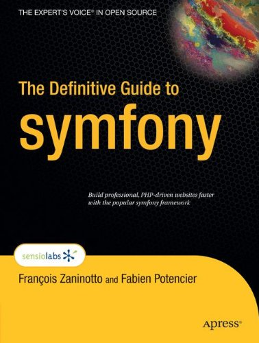 The Definitive Guide to symfony
