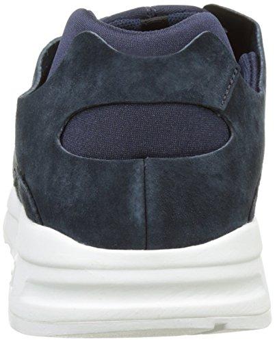 Le Coq Sportif Lcs R Pure Mono Luxe, Zapatillas Unisex Adulto Azul (Dress Blue)