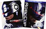 Robocop 4 Films Collection [Blu ray]