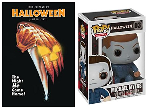 John Carpenter's Halloween with Funko Pop! Michael Myers Vinyl Figure #580 -