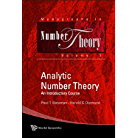 Analytic Number Theory:An Introductory Course(Reprinted 2009): 1 (Monographs in Number Theory)