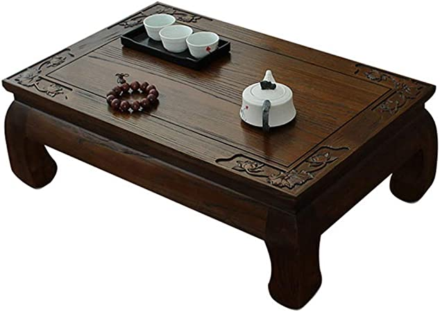 Tables Basse En Bois Baie Vitree Tatami Basse Petite Basse Salon D