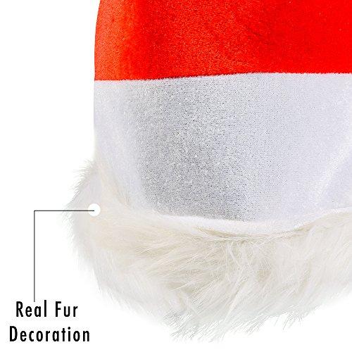 Funny Party Hats Christmas Hats – Holiday Theme Hats – Santa Hats – Christmas Tree Hat – Candy Hat – Christmas Headbands