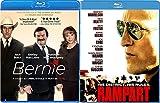 Indie Film Favorites - Bernie & Rampart 2-Blu-ray Bundle