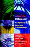 img - for A World of Difference? book / textbook / text book