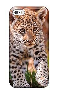 New Arrival Baby Jaguar BdqiZEv8458XqGoQ Case Cover/ 5/5s Iphone Case