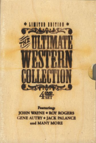 - The Ultimate Western Collection - Limited Edition Wood Boxset (Man From Utah / Days Of Jesse James / Vengeance Valley / One Eyed Jack / Oh Susannah / God's Son / Sunset Serenade / Hell Town