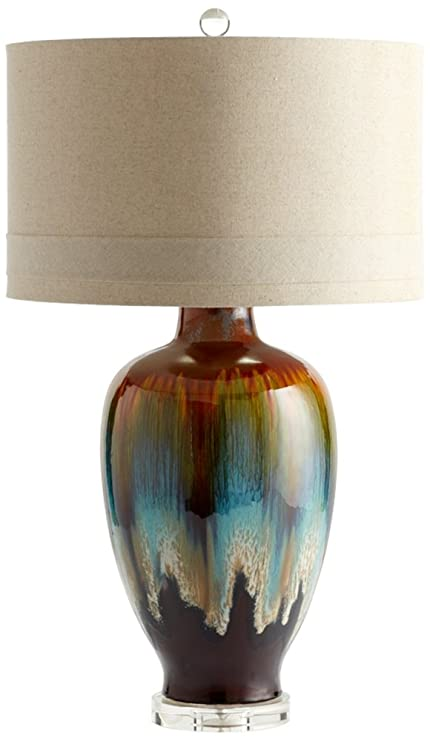Amazon Com Cyan Design Hayes Table Lamps Home Kitchen