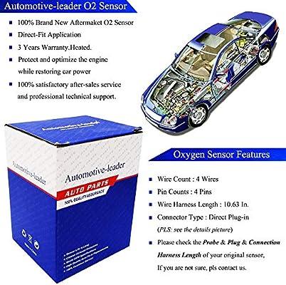 2004-2008 For Mazda RX8 1.3L Rear Oxygen Sensor Standard 6 Speed O2 13772