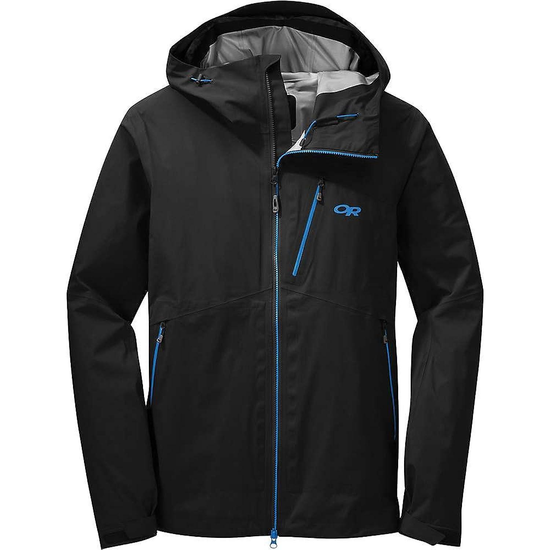 アウトドアリサーチ アウター ジャケットブルゾン Outdoor Research Men's Axiom Jacket Black / Ta 1bo [並行輸入品] B0758D9S4X