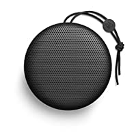 B&o Play By Bang & Olufsen B&O PLAY by Bang & Olufsen Beoplay A1 Portable Bluetooth Speaker with Microphone (Black)