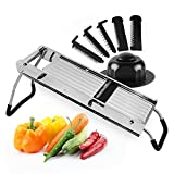 Josef Strauss French Style Stainless Steel Professional Mandoline...