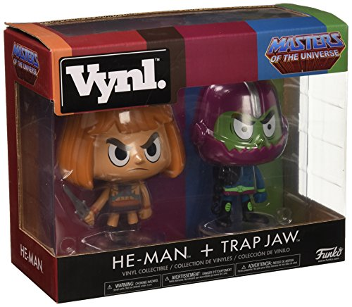 Funko Vynl He-Man and Trapjaw 2 Pack 2