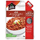 Club House Chili with Roasted Garlic Skillet Sauce, 6 Count