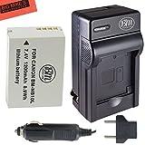 BM Premium NB-10L Battery and Charger Kit Canon PowerShot SX40 SX50 HS SX60 HS G15 G16 G1 X Digital Camera