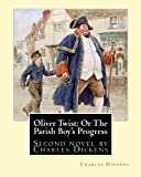 Oliver Twist  (1867). By: Charles Dickens or, the Parish Boy's Progress: Oliver Twist, or The Parish Boy's Progress, is the second novel by English ... and was first published as a serial 1837–39.