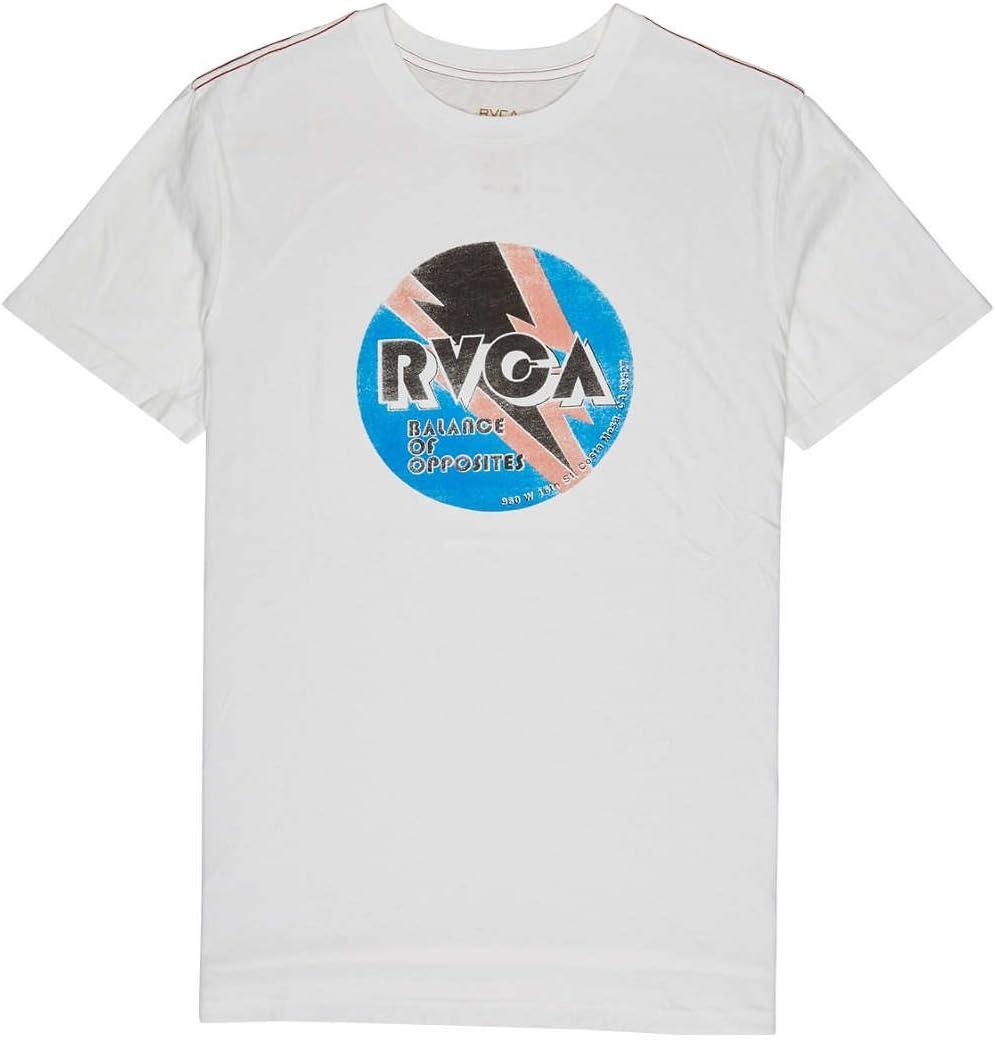 RVCA - Camiseta y Camisa para Hombre, Talla XL, Color Blanco: Amazon.es: Deportes y aire libre