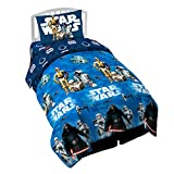 Star Wars Ep7 Force Awakens 64'' x 86'' Twin Comforter