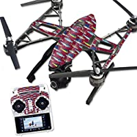 Skin For Yuneec Q500 & Q500+ Drone – Saltwater Collage | MightySkins Protective, Durable, and Unique Vinyl Decal wrap cover | Easy To Apply, Remove, and Change Styles | Made in the USA