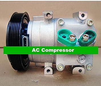 GOWE compresor de aire acondicionado para coche Ford Fiesta 1.6L 2005 - 2008 5s6519d629da 5 N1519d629ba: Amazon.es: Bricolaje y herramientas