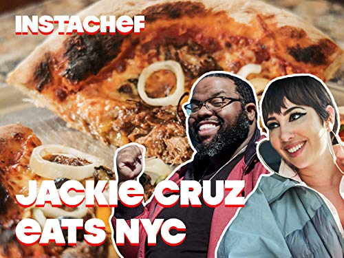 Orange Is The New Black's Jackie Cruz Discover's NYC's Hidden Pizza Scene