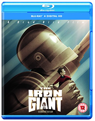 The Iron Giant: Signature Edition [Blu-ray]