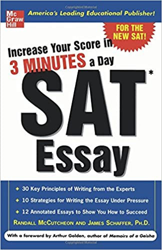 Essay On Business Increase Your Score In  Minutes A Day Sat Essay Randall Mccutcheon  James Schaffer  Amazoncom Books Compare And Contrast Essay High School Vs College also Research Paper Essay Increase Your Score In  Minutes A Day Sat Essay Randall  English Essay Samples