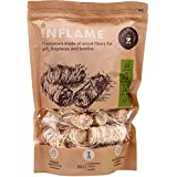 Charcoal and Fire Starters - 24 pcs - Natural Starter - Comfortable Packaging