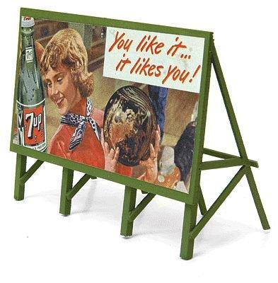 ho-scale-custom-billboard-assembled-7up-1950s