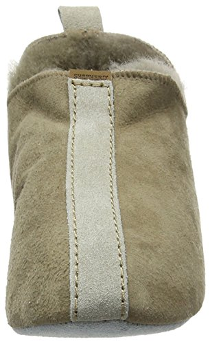 25 Lina Women''s Shepherd Slippers stone Low Beige top F4xqT