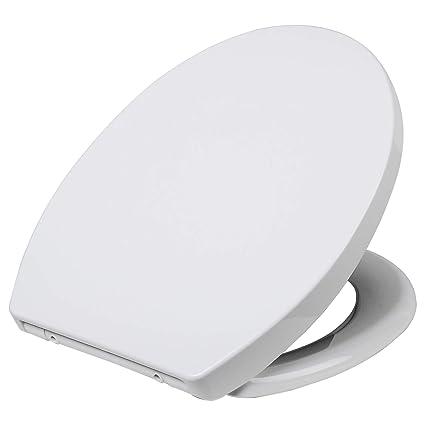 Kunststoff,... WOLTU WS2544 Toilettendeckel WC Deckel Sitz Absenkautomatik